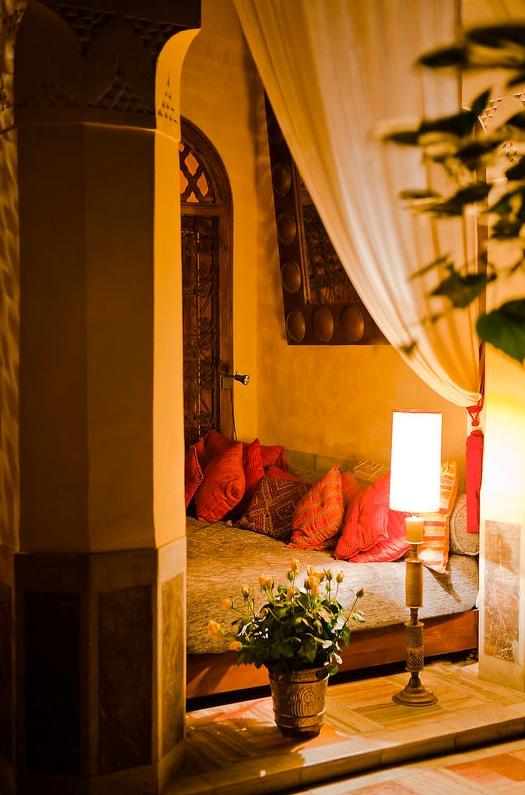 hotel lujo en marrakech