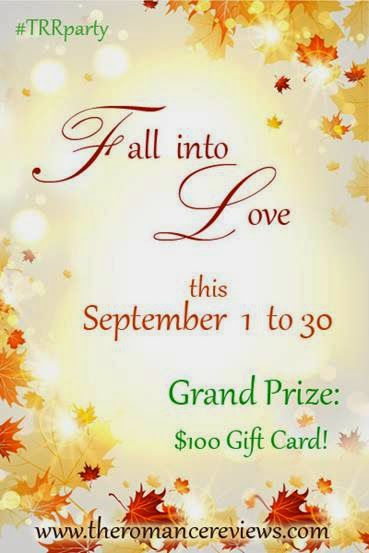 Fall Into Love Giveaway ~ The Romance Reviews