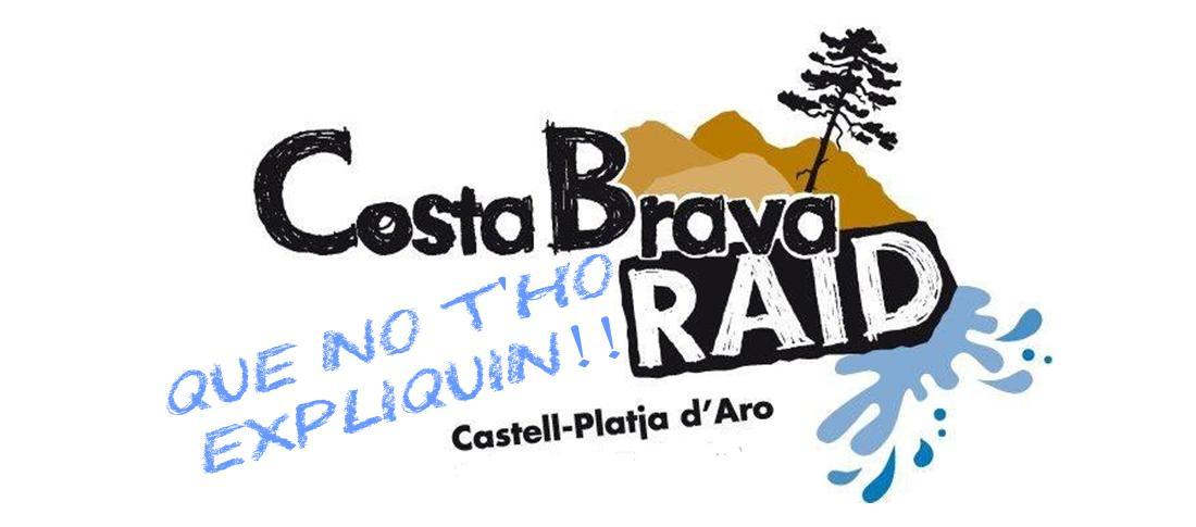 COSTA BRAVA RAID ADVENTURE X-PERIENCE  DISSABTE 16 DE SETEMBRE 2017