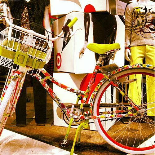 Neiman Marcus - Target - Bike - NowThisLIfe.com
