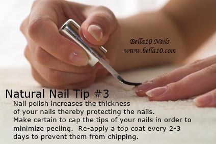 Bella10 Nails: 8 Tips on How to Grow Your Nails Faster and Stronger