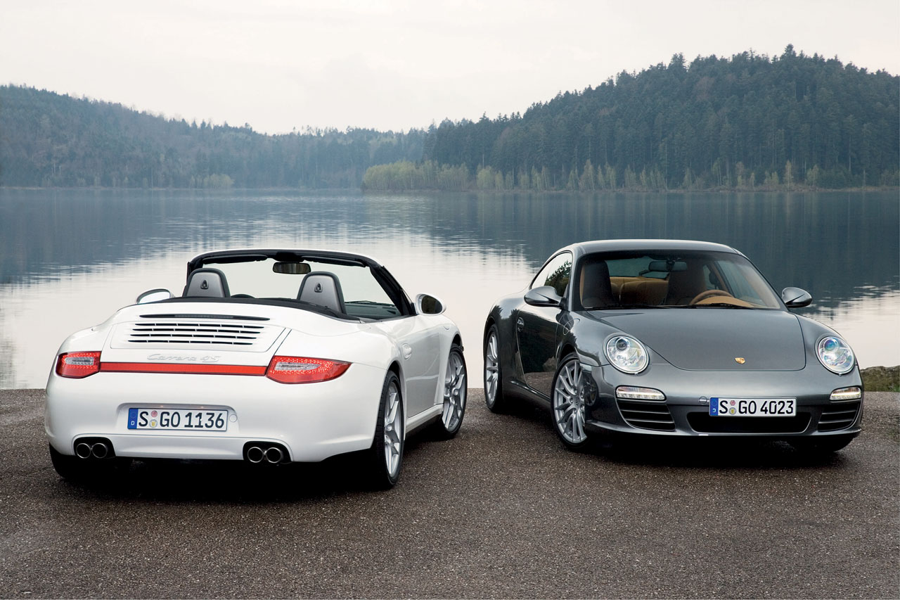 Porsche 911 Carrera - Old vs New | fatallyborn on