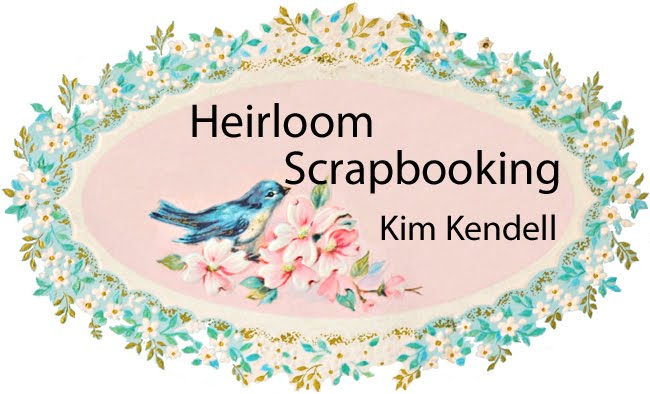 Heirloom Scrapbooking