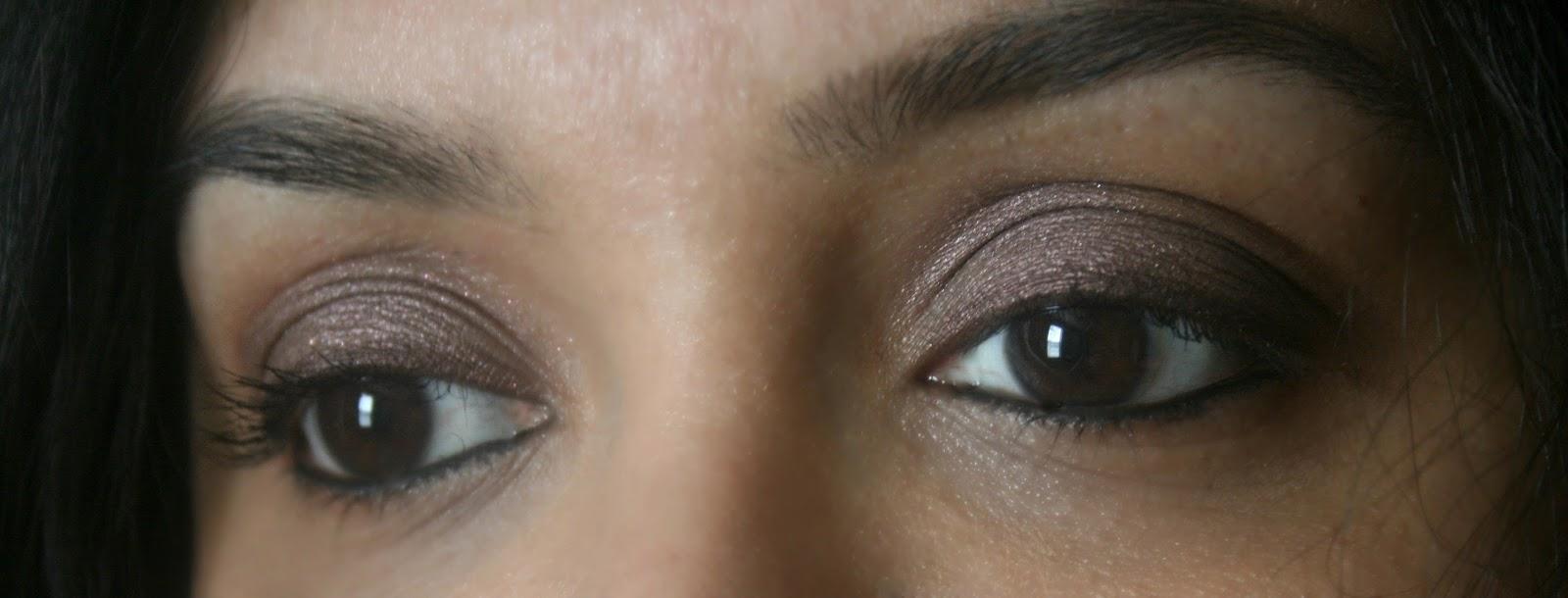 Giorgio Armani Eye Tint in Senso #10 EOTD