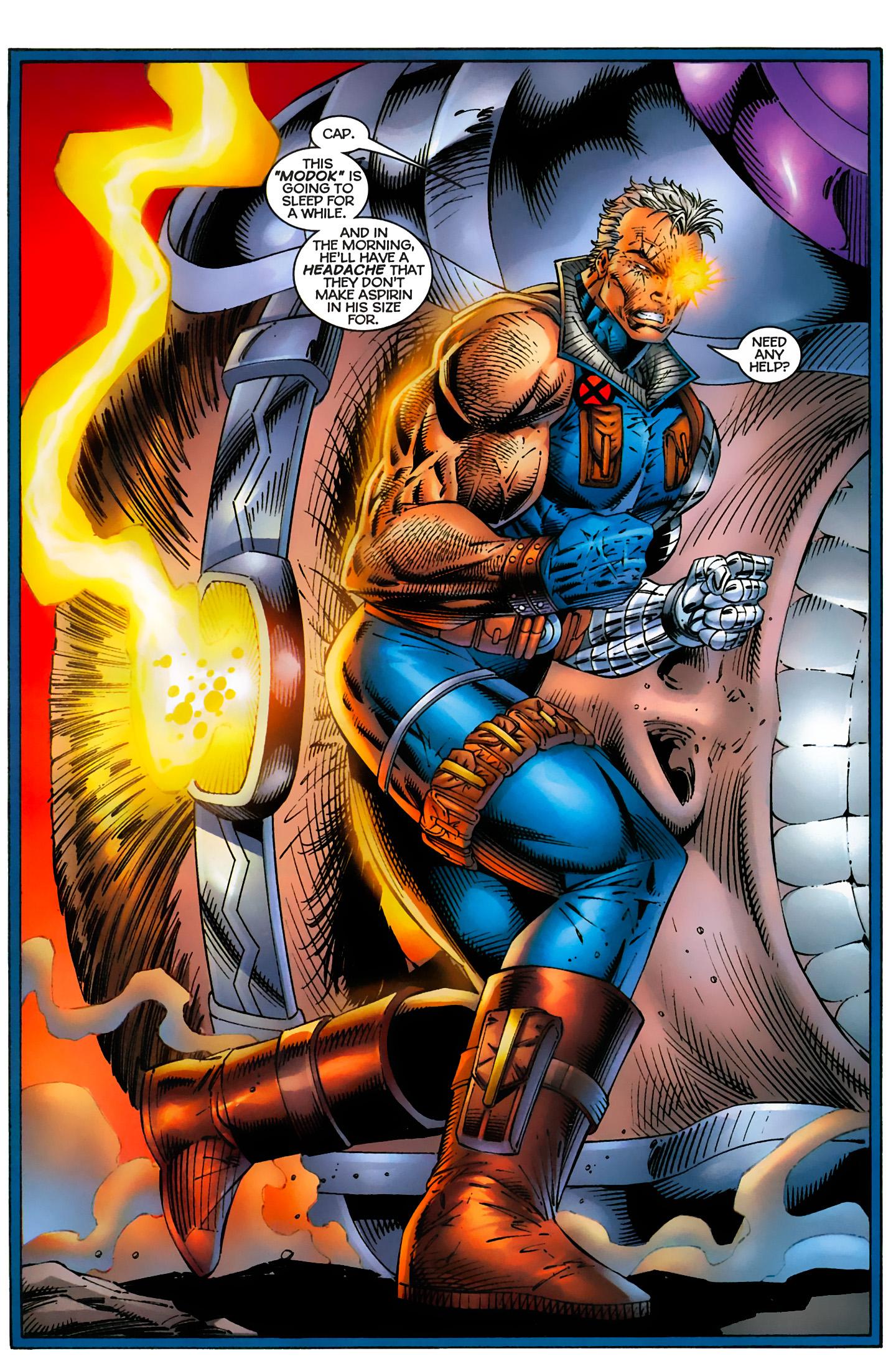 Captain America (1996) Issue #6 #6 - English 10