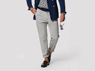 Outfit twist to make you a gentleman
