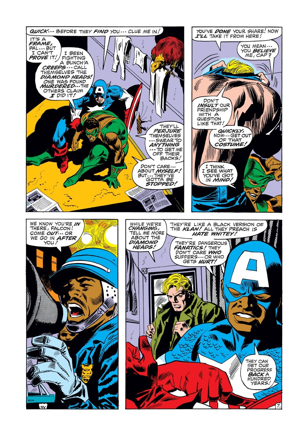 Captain America (1968) Issue #126 #40 - English 8
