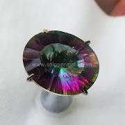 Batu Permata Mystic Quartz - SP1009