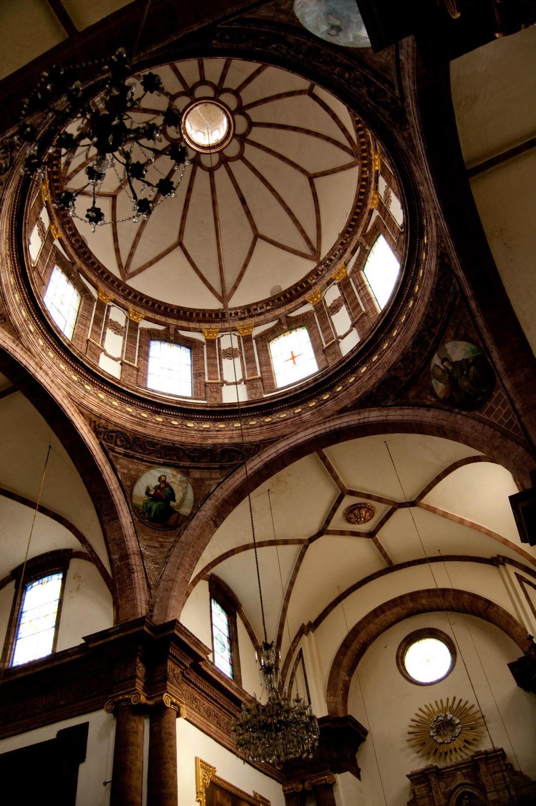 Jaime ramos m ndez c pula interior y nave del crucero de for Catedral de zamora interior