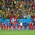 Shaqiri marca três vezes contra Honduras e põe Suíça nas oitavas