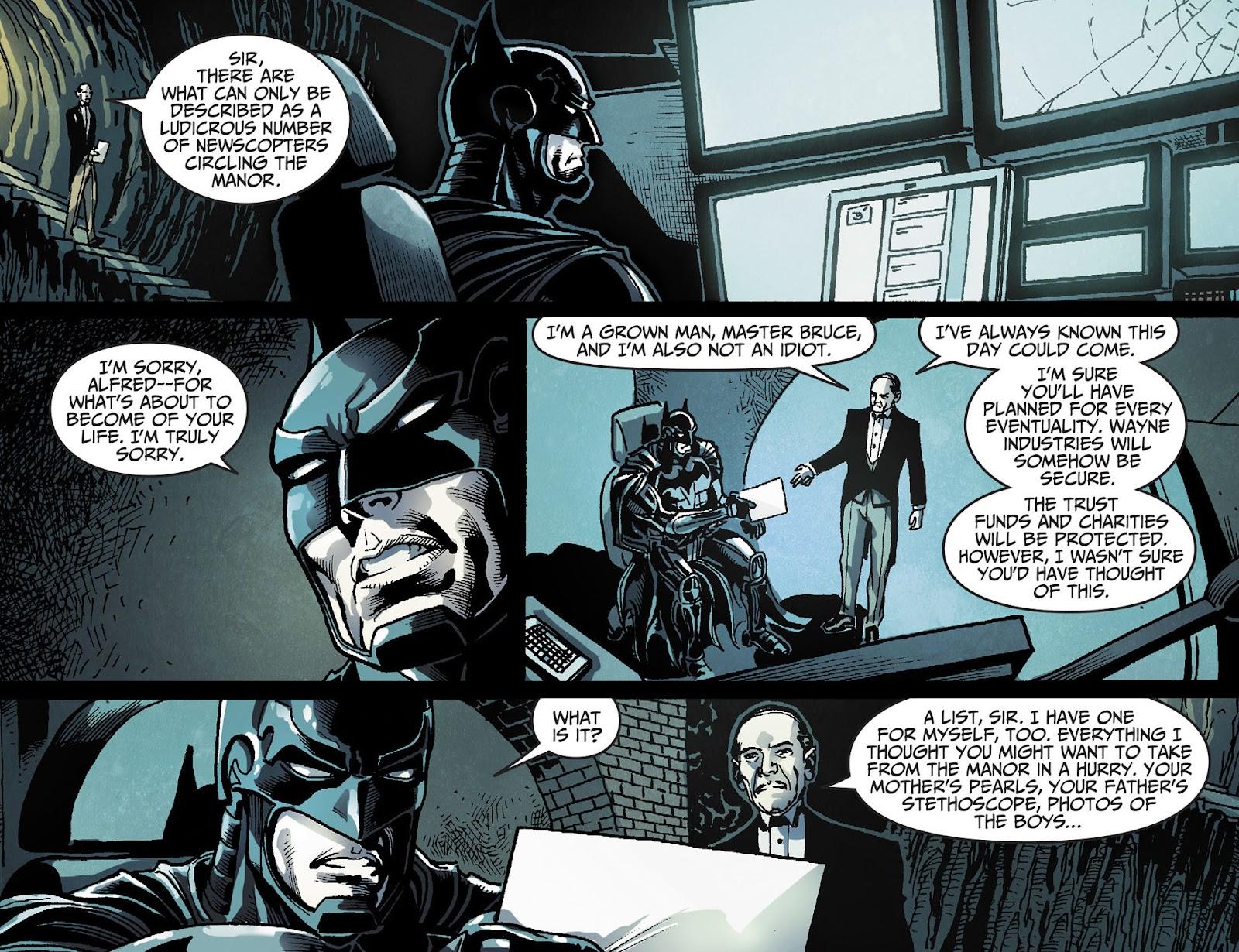 Injustice: Gods Among Us [I] Issue #28 #29 - English 21