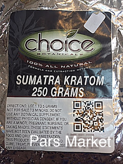 Choice Kratom White Vein Sumatra Powder Pars Market Howard County Columbia Maryland 21045