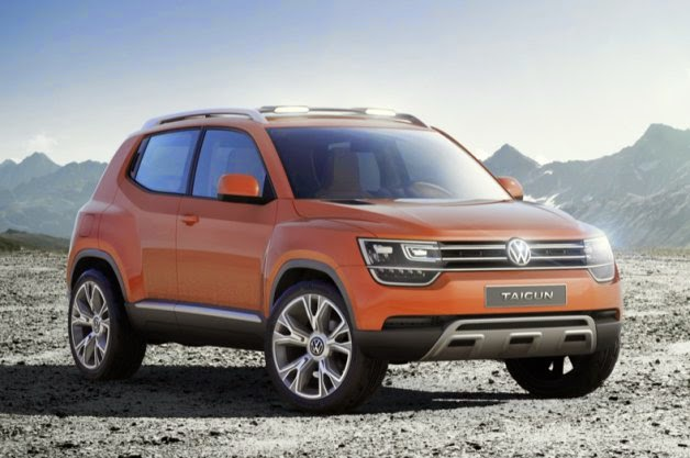 Volkswagen Taigun HD Picture