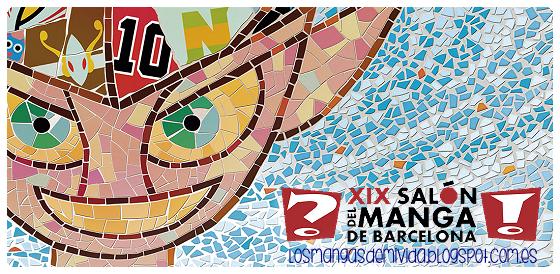 Cabecera Crónica XIX Salón del Manga de Barcelona