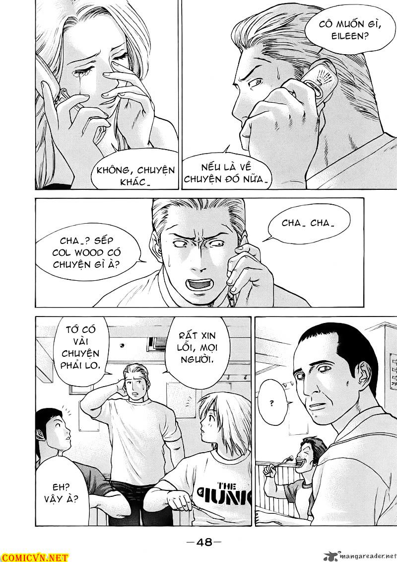 Karate Shoukoushi Kohinata Minoru chap 56 Trang 10