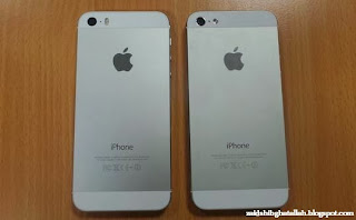 Review Head-to-Head iPhone 5S vs iPhone 5