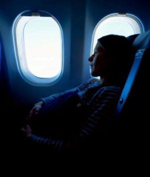 Pregnancy Air Travel Tips