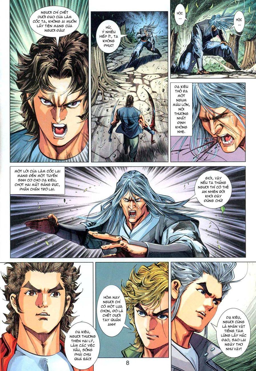 Tân Tác Long Hổ Môn chap 291 - Trang 8