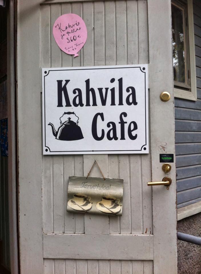 Tampere-kahvila