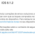 Apple libera iOS 8.1.2 com apenas correções de erros