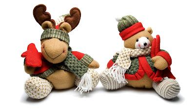 Peluches navideños para regalar en esta Navidad