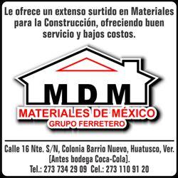 MDM Materiales de Mexico