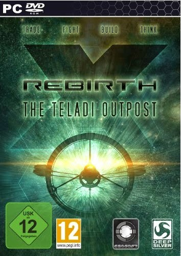 X Rebirth The Teladi Outpost-RELOADED