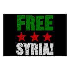 ¡¡¡Viva Siria Libre!!!