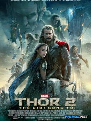 Thần Sấm Thor 2: Thế Giới Đen...-Thor 2: The Dark World