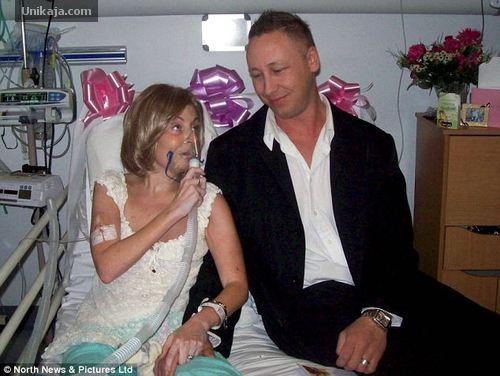 image 1 Bahagianya Bisa Menikah Walau 3 Hari Kemudian Meninggal