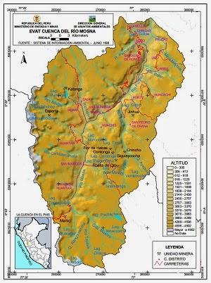 cuenca rio mosna