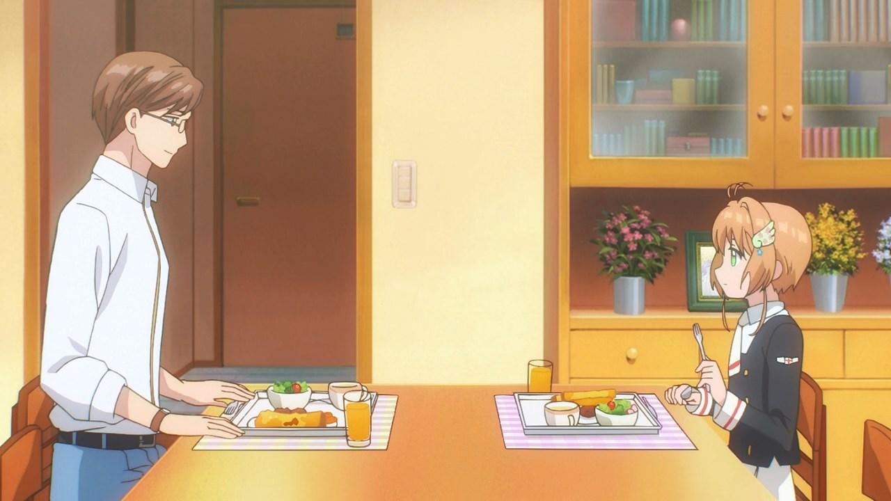 Cardcaptor Sakura: Clear Card-hen Episodio 12