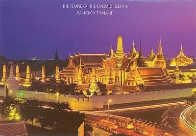 Wat Phra Kaeo - Wat Phra Sri Rattana Satsadaram