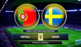 Portugal+vs+Swedia Prediksi Portugal vs Swedia 16 November 2013 Kualifikasi Piala Dunia