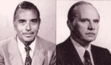 D. José Ignacio Ferrero Cabanach y D. José Mª Ventura Mallofré