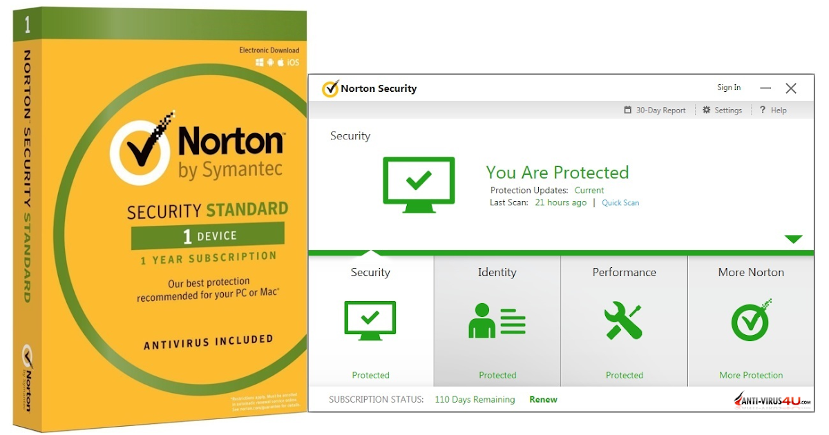 The new norton internet security 2016 for windows 10 is here for The norton