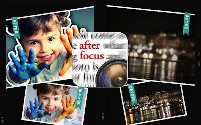 AfterFocus Aplikasi Android Edit Foto Gratis