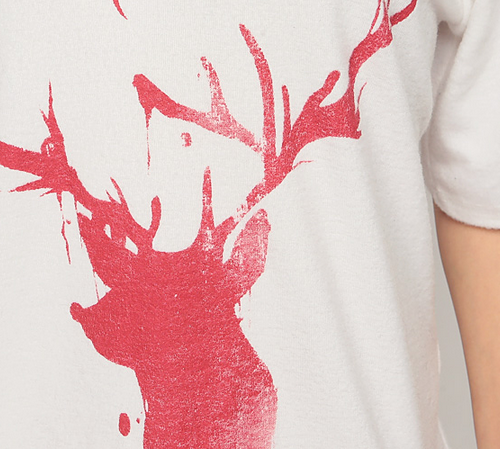 Bloody Deer Lover Top