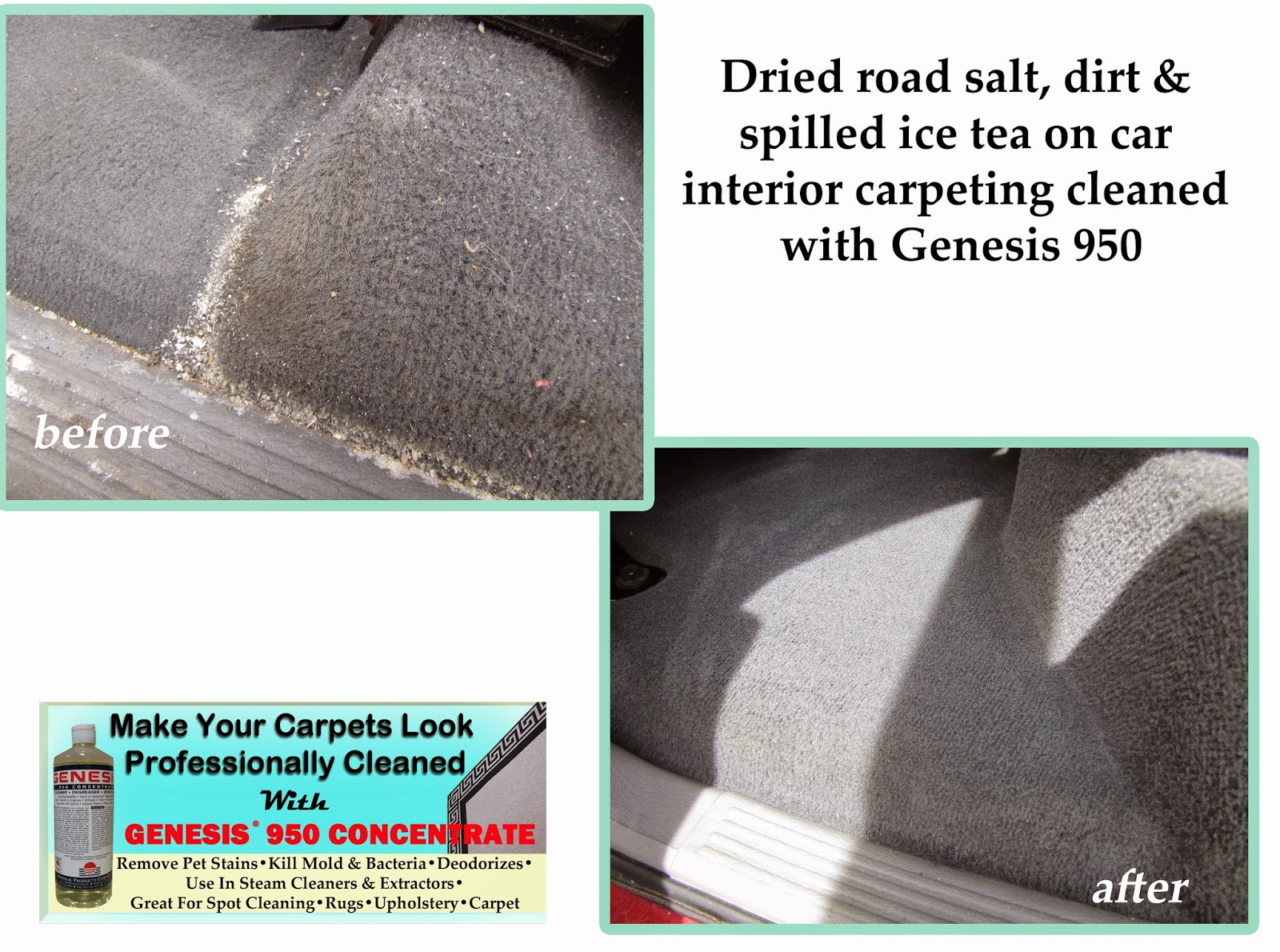 Best Carpet Cleaner And Stain Remover Genesis 950 The Best All Purpose Cleaner