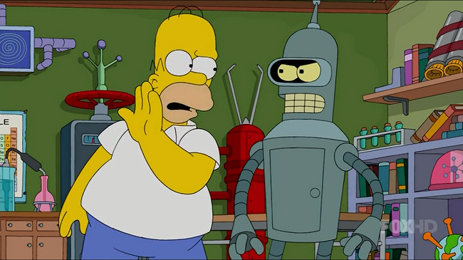Los Simpsons- Capitulo 06 - Temporada 26 - Audio Latino - Simpsorama