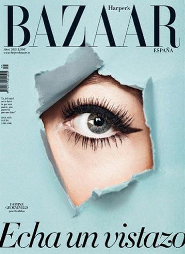 Daphne Groeneveld Harper's Bazaar España