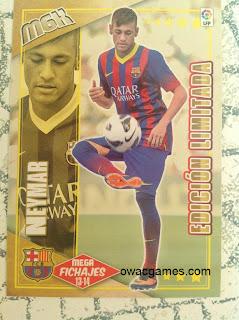 Neymar Edición Limitada