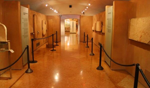 Bolonia Archeologia