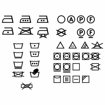Logo Washing Vektor Coreldraw