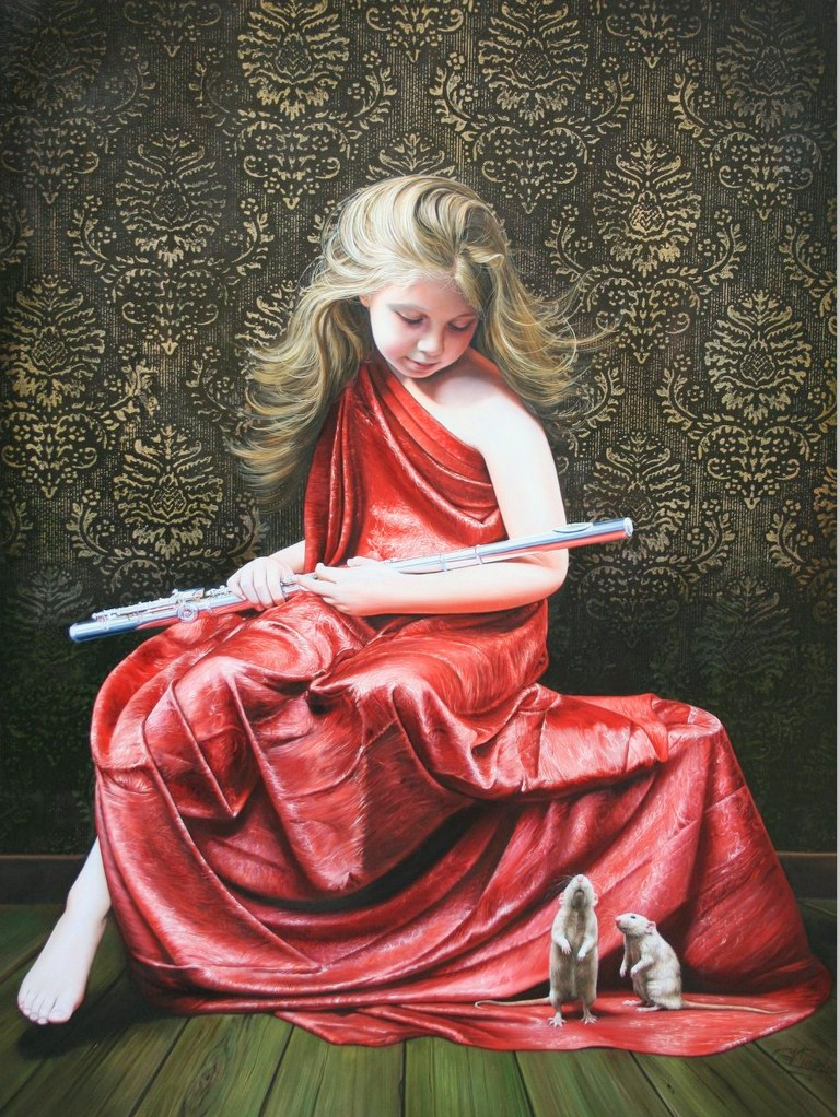 ...Fotorealismo al oleo... Pinturas-de-ni%C3%B1as-oleo+(3)