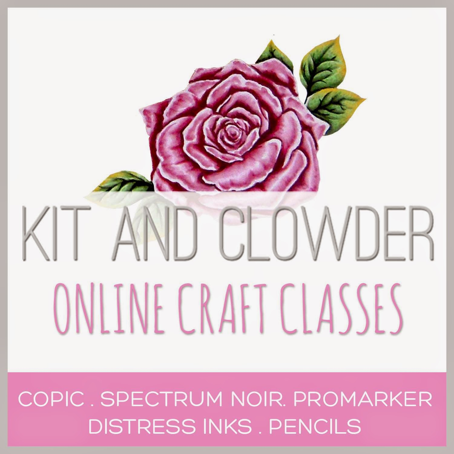Kit and Clowder Online Craft Classes