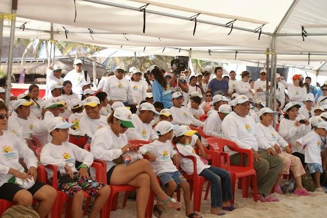Más de 600 personas se suman para conmemorar el Día Internacional de Limpieza de Costas