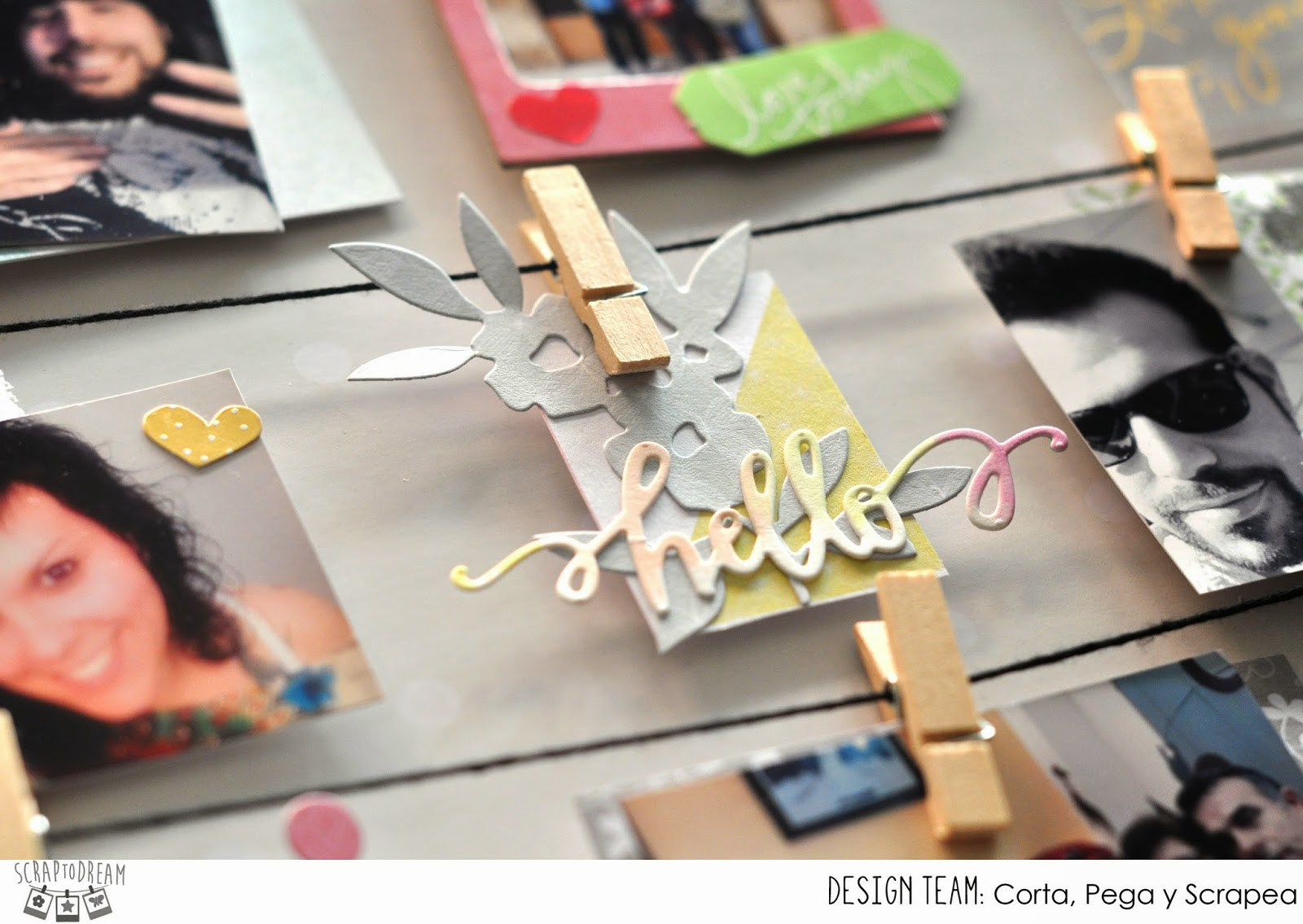 Penknives Design: Marco para el Día de la Madre