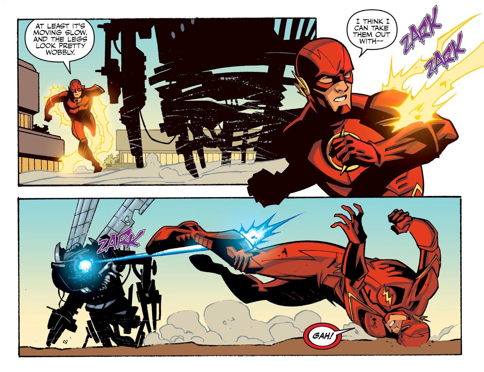 The Flash: Season Zero [I] Issue #19 #19 - English 11