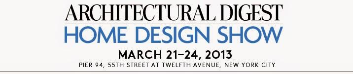 Cravate Noire Architectural Digest Design Show At Pier 94